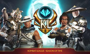【MK11】対戦イベントSeason of Timeが開幕!イベント景品をチェックしよう♪