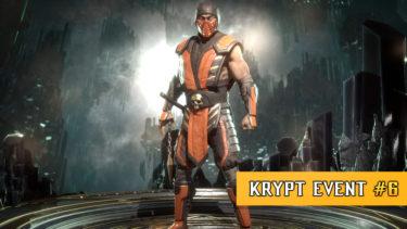 【MK11】KRYPTイベント第6弾の場所とアイテム情報まとめ!