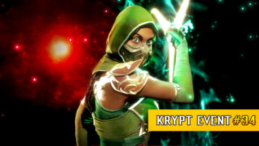 【MK11】KRYPTイベント第34弾と今日の販売スキン情報まとめ!